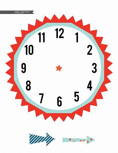 Clock Hands Without Clipart Printable Cliparts Clip