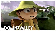 Moominvalley Creators Comments: Snufkin And The Park ...