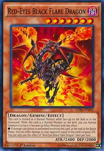 Red Eyes Black Flare Dragon Yu Gi Oh Fandom Powered