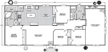 Fleetwood Mobile Homes Floor Plans 1998 by 1998 Fleetwood Mobile Home Floor Plans Mobile Home Plans