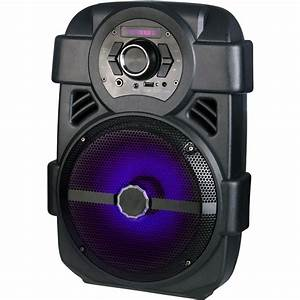 Laser, Portable, 8, U0026quot, Speaker, With, Microphone