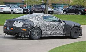 2019 Ford Mustang Shelby GT500 Spy Shots (23) - MustangForums