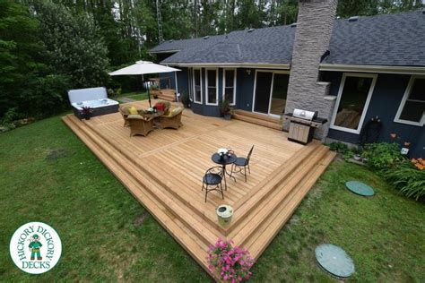 patio price plan deck gallery