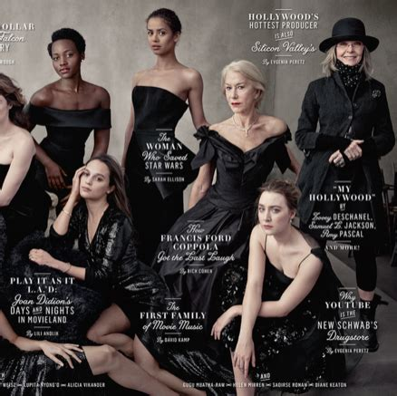 of course diane keaton wore own clothes on the vanity fair 2016 cover