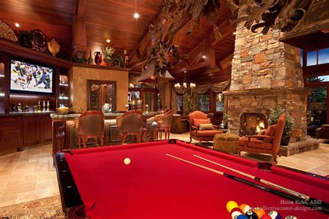 poolroom homes   rich
