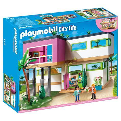 chaise ik a maison moderne playmobil city 5574 la grande