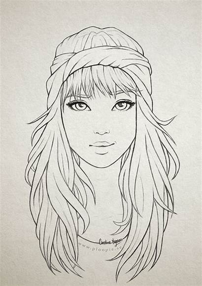 Drawing Drawings Sketches Pencil Nyman Caroline Gifs