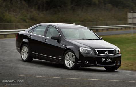 Holden Capricesatesman Specs  2006, 2007, 2008, 2009