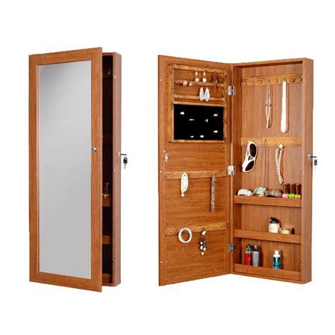 the door jewelry armoire 25 beautiful the door jewelry armoires zen merchandiser