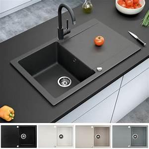 Die hochqualitative wahl fur ihre kuche spulbecken aus granit for Spülbecken granit reinigen