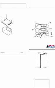 Microfridge Aeris Refrigerator Instruction Manual Pdf View