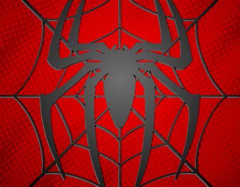 draw spider man logo draw central