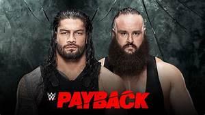 Payback Gewinnspiel 2017 : wwe payback 2017 predictions wrestling betting ~ Yasmunasinghe.com Haus und Dekorationen