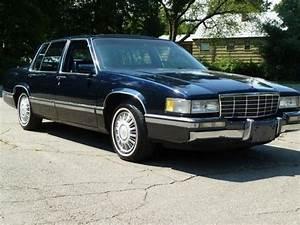 Buy Used 1991 Cadillac Deville 4 9l V8 Sedan  55k Original