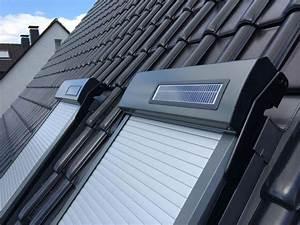 Roto Oder Velux : solar rollo bis 6m breite und 3m h he als ma anfertigung ~ Watch28wear.com Haus und Dekorationen