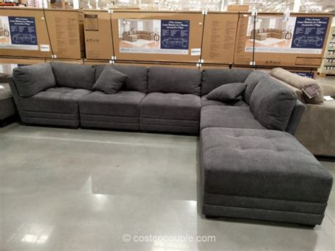 costco leather sofa in store costco sectional sofa roselawnlutheran