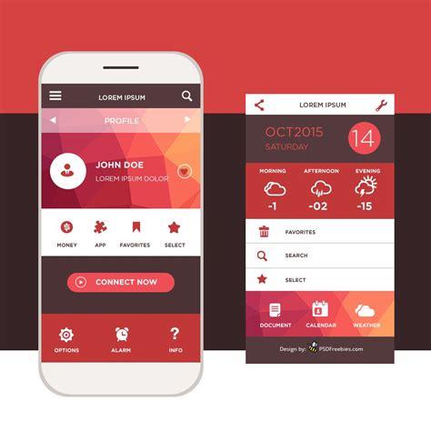 pin  app design