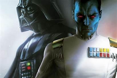 Thrawn Grand Admiral Wars Star Anakin Wallpapers