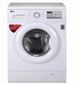 Lg 6 Kg Fh0h3ndnl02 Fully Automatic Fully Automatic Front