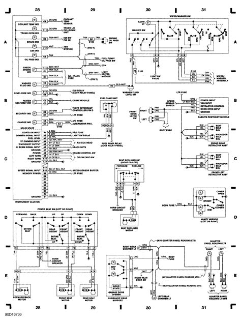 wiring diagram 1990 cadillac wiring library
