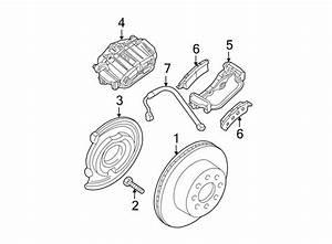 Gmc Yukon Xl 1500 Brake Hydraulic Hose  Rear