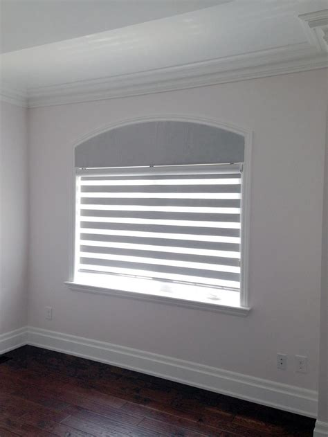 Arch Window Coverings by Eyebrow Arch Window Blinds Window Blinds