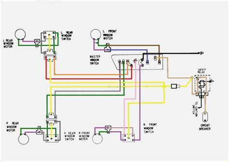 power window switch wiring diagram toyota wiring diagram