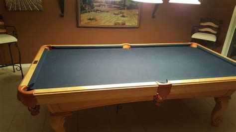 solo austin pool table   game room items