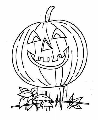 Coloring Halloween Pumpkin Pages Printable Pumpkins Candy