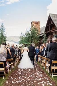 Beaver Creek Wedding At The Ritz Carlton With Lavender Details