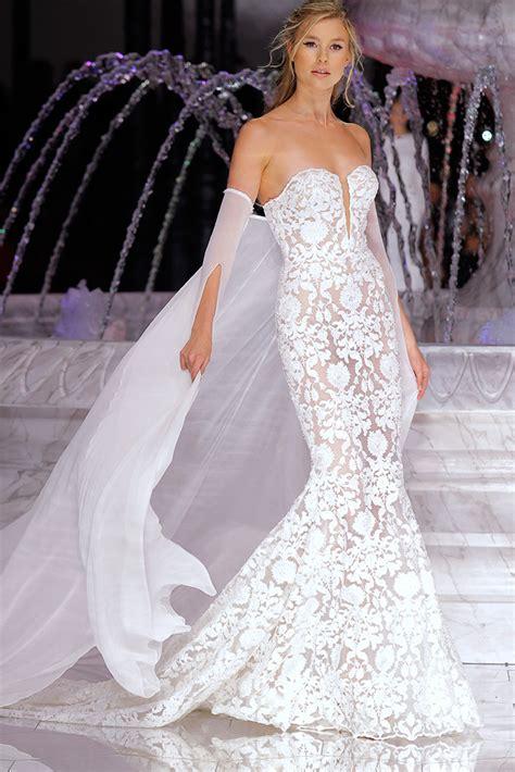 des robes de mariage 2018 collection robes de mari 233 e pronovias 2018 un d 233 fil 233 de