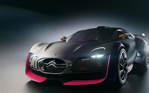 Citroen Survolt Elegantly Sports Car Vehicle