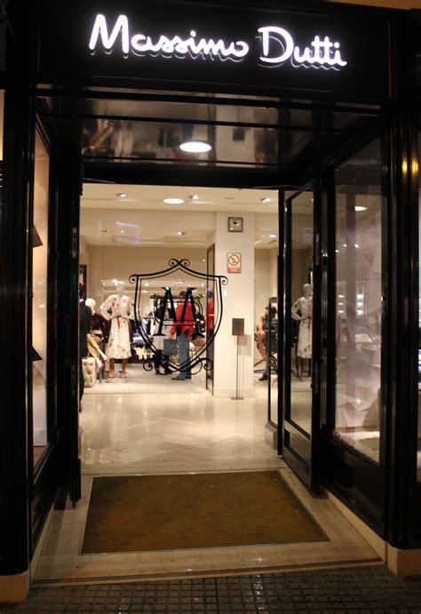 massimo dutti madrid entrada a tienda massimo dutti madrid diciembre 2016 escapataes navide 241 os madrid 2016