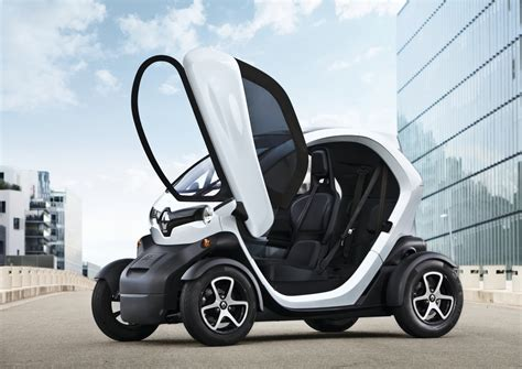 New TWIZY by Renault: a revolutionary electric mobility ...