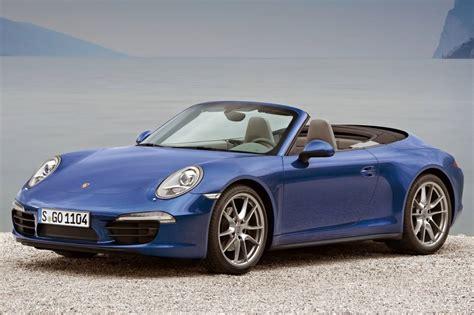 2018 Porsche 911 Convertible Pricing For Sale Edmunds