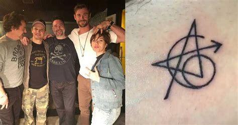 Avengers Endgame Tattoo Sleeve - Tattoo Designs Ideas