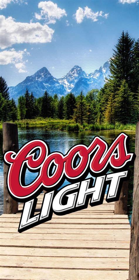 coors light corn hole coors light beer wrap