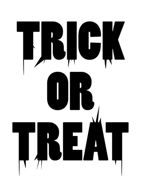 trick or treat pumpkin template trick or treat free printable coloring pages