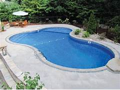 Swimming Pool Design Shape The Types Of Inground Pool Designs Indoor And Outdoor Design Ideas