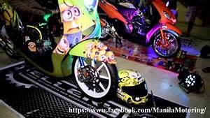 Mio Sporty Motor Show Setup