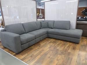 natuzzi editions cagliari soft fabric chaise corner sofa With natuzzi fabric sectional sofa