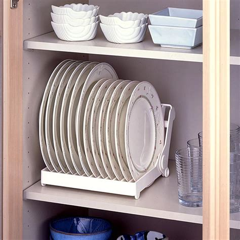 kitchen dishes organizer sell foldable dish plate drying rack organizer drainer 1555