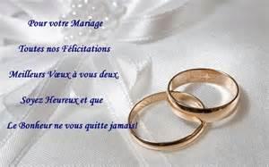 exemple de voeux de mariage exemple modele voeux de mariage