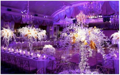 249 Best Purple Wedding Theme Images On Pinterest
