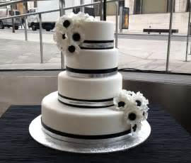 black and white wedding cakes a simple cake black and white wedding cake at lincoln center