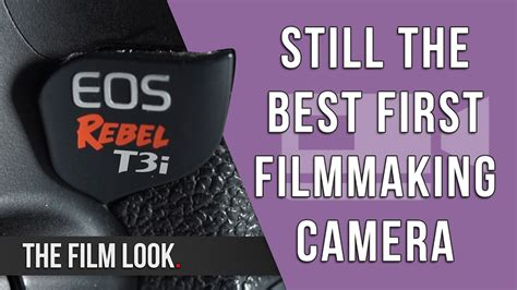 Still The Best First Camera To Buy  Canon T3i Review (6