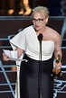 Yes, Patricia Arquette was talking about equal pay for ALL ...