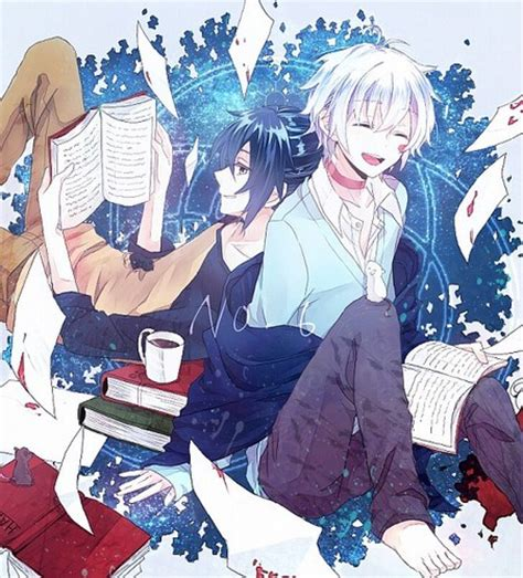 No 6 Anime Wallpaper - no 6 images no 6 wallpaper and background photos 35065154