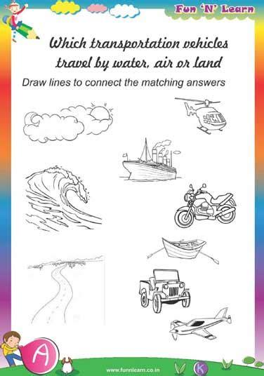 nursery worksheets preschool activities