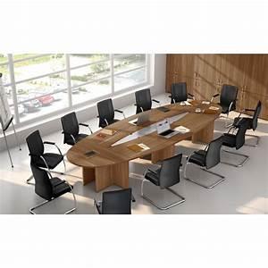 Table 14 Personnes : mobilier de bureau neuf et occasion geneve referencia table de conference pas cher ~ Teatrodelosmanantiales.com Idées de Décoration